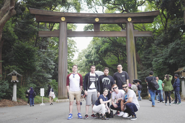 Meiji_shrine_emtrance