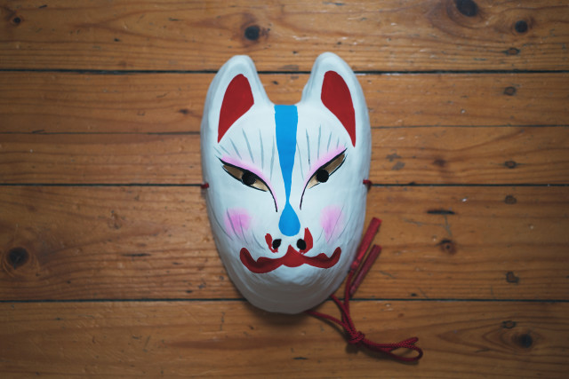 kitsune_mask