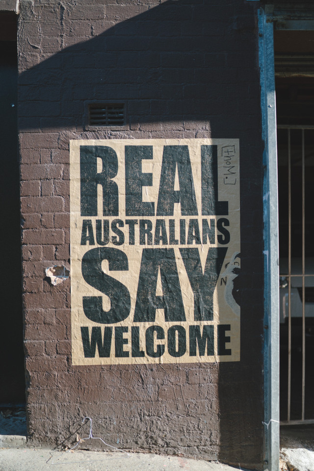 realaustralianssaywelcome