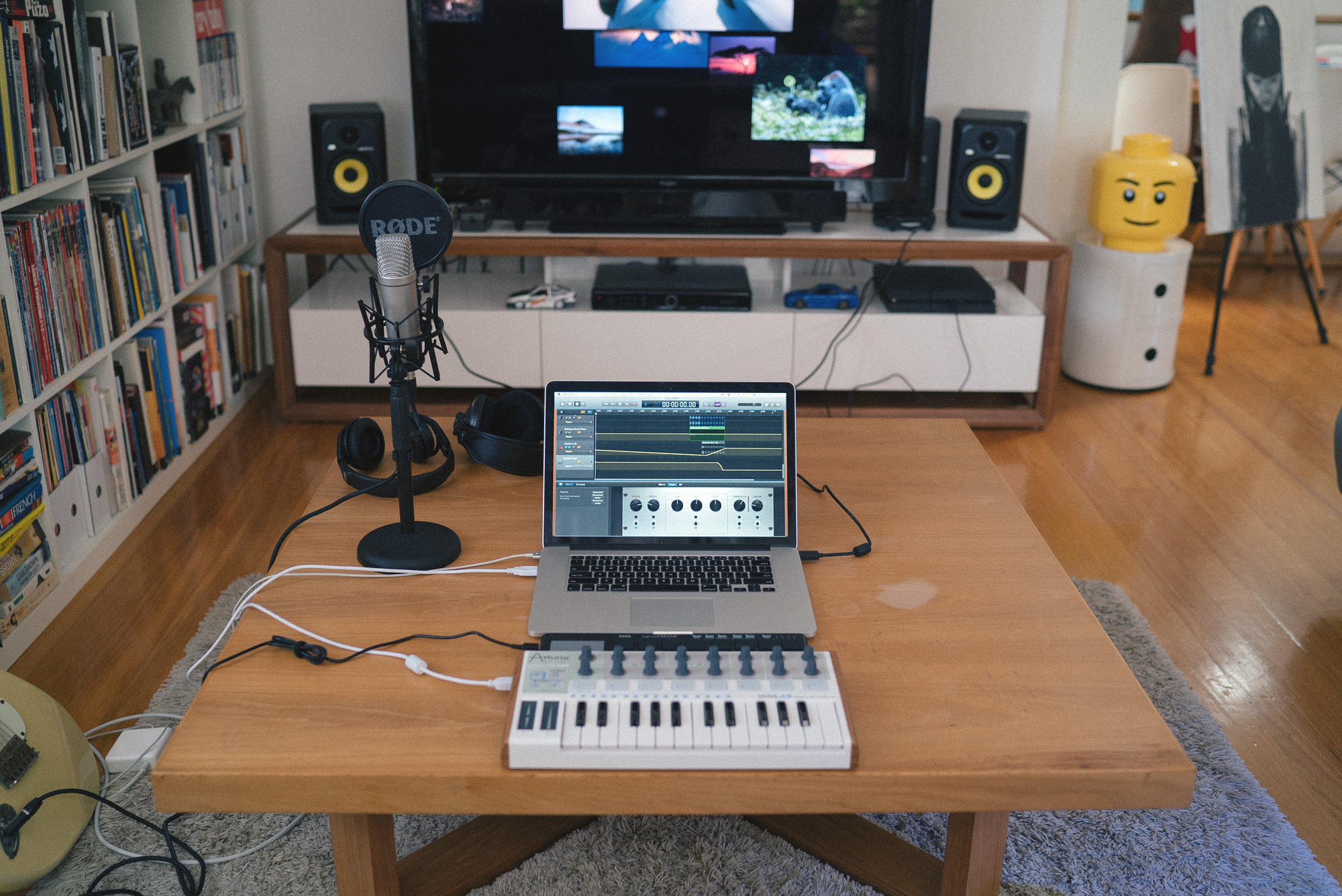 Home recording studio tumblr the image kid has it - Home studio ...