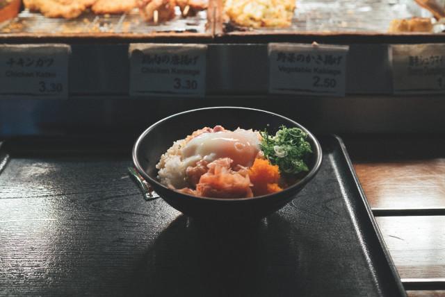 Ontama-Salmon-Tataki