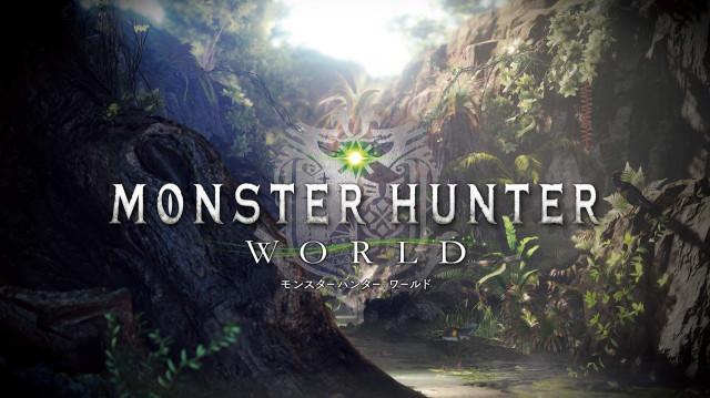 MonsterHunterWorld